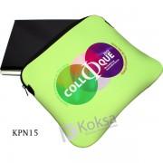 Capa em neoprene para notebook personalizada KPN15