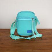 Shoulder bag personalizada verde KSHO100