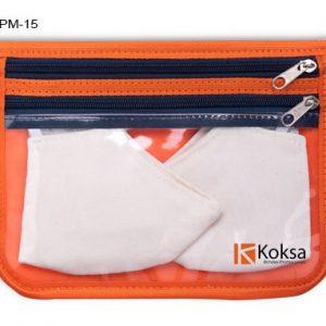 Porta máscara de tecido KPM15